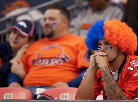 Hilarious Sports Fans