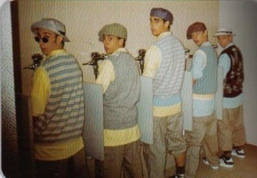 Some of the Most Ridiculous Backstreet Boys Photos