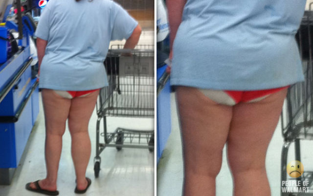 What You Can See in Walmart. Part 7