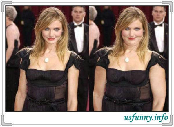 When celebrities get fat