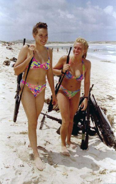 Women Soldiers