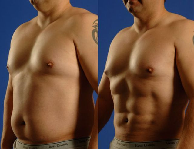 One Way to Get Ripped Abs