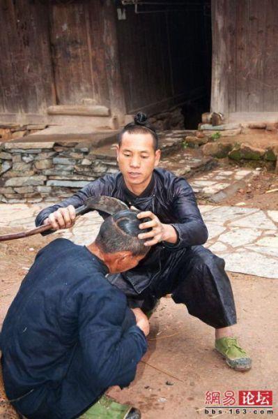Dangerous Haircut