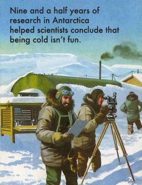 Fake Science. Part 3