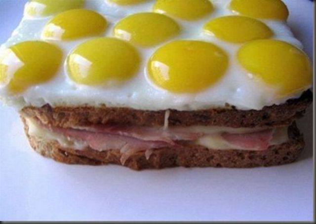 Gargantuan Sandwiches