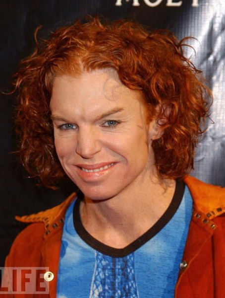 How Carrot Top Has Changed 17 Pics Izismile Com