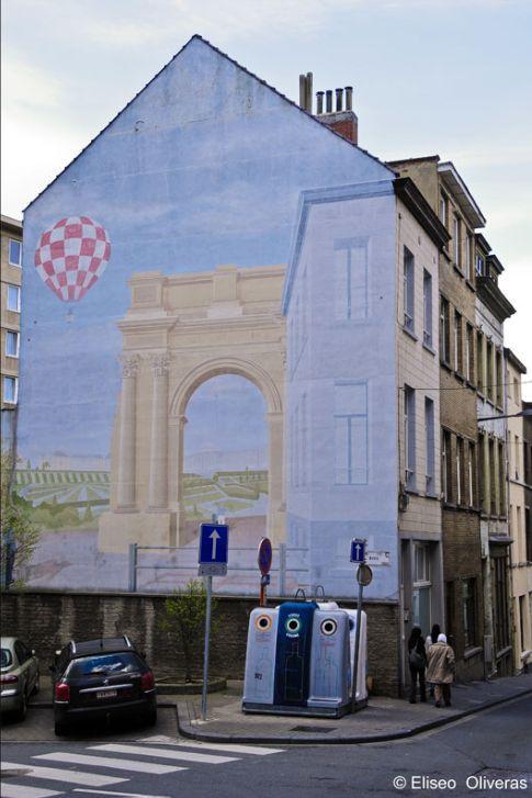 Incredible Wall Painting