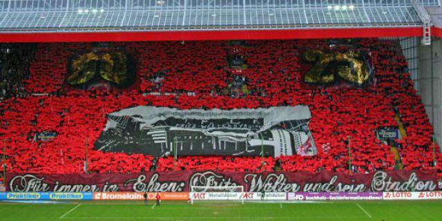FC Kaiserslautern Vs. VfB Stuttgart