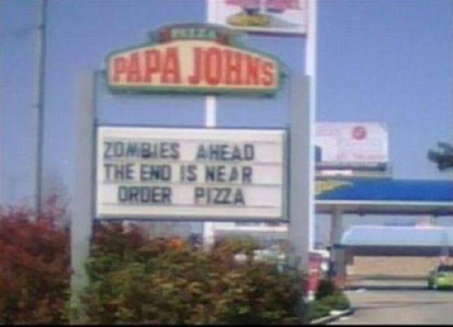 Humorous Signs