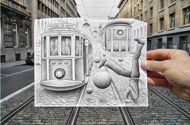Imagination Vs Reality
