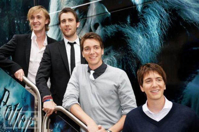 The Harry Potter Actors and How They Have Changed