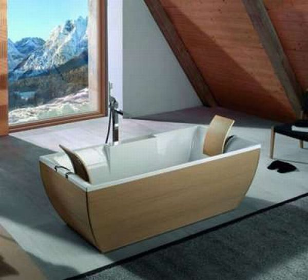 Bathtubs With Personality