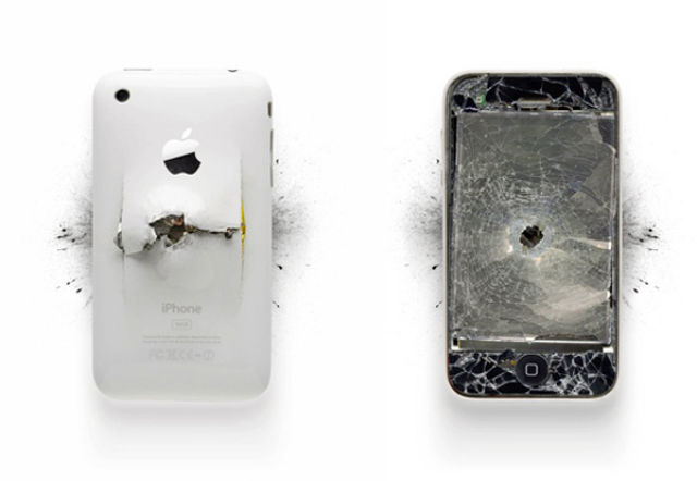 Broken Apple Products