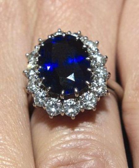 Uncanny Factoid: Dead Princesses Engagement Ring