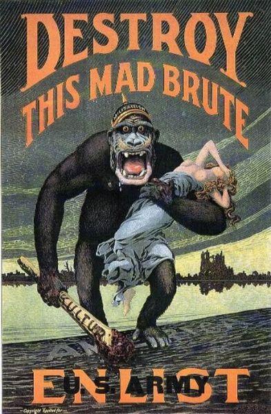 Weird Propaganda