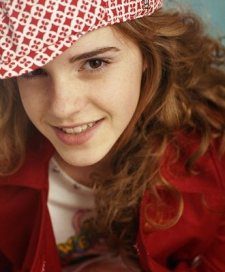 How Emma Watson Grew Up