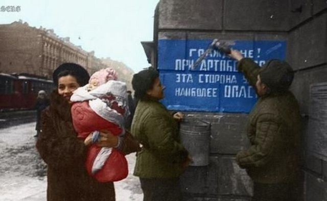 WWII in Color. Part 2