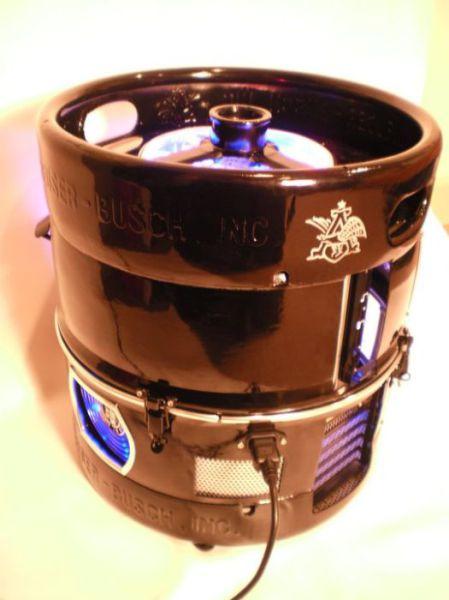 Awesome Beer Keg Case Mod