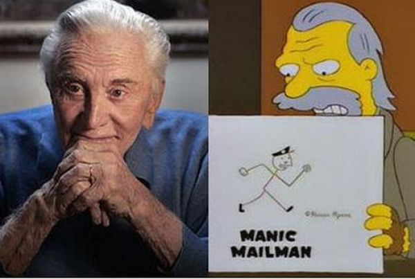 Simpsons Celebrity Lookalikes