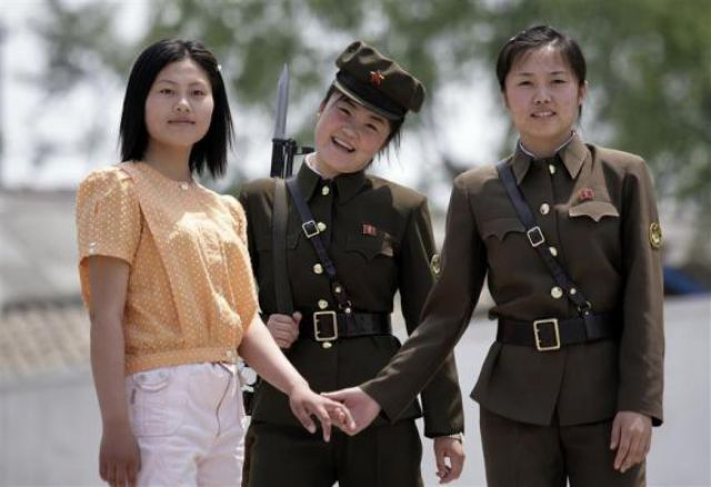 Photos of North Korea