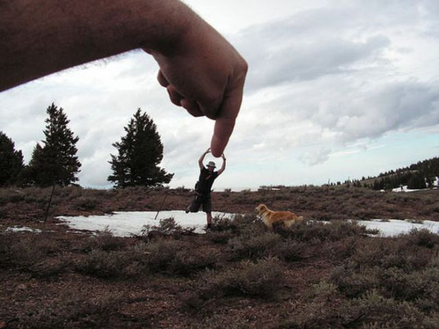Photos with Perspective