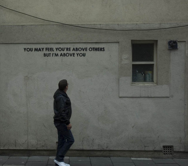 Stunning Street Art That Sends a Message