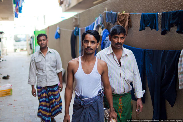 The Real Life of Migrant Laborers in the Emirates