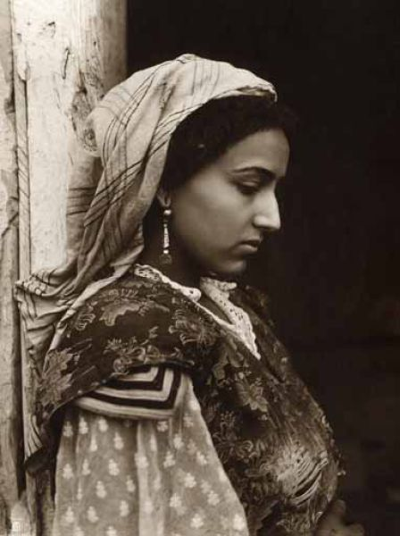 Women of North Africa