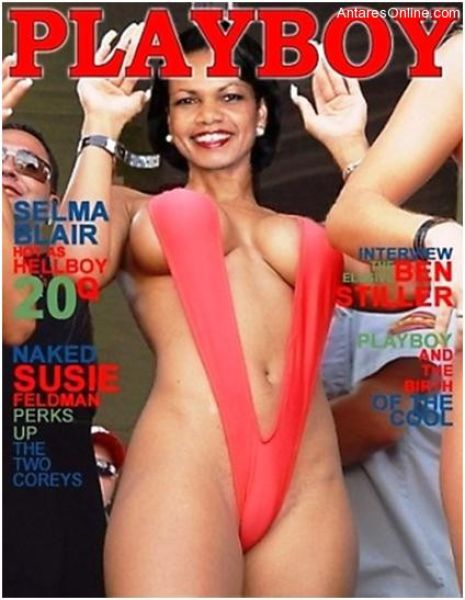 PLAYBOY COVERS FOR DROOLERS AND SLACKERS