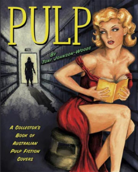 SEXY PULP FICTION