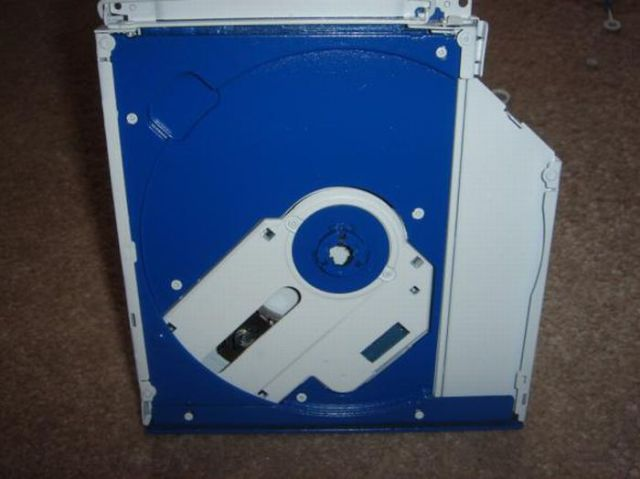 A New Use for an Old CD ROM