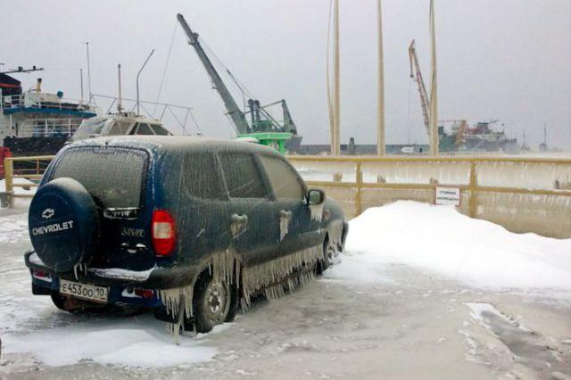 Frozen Russia