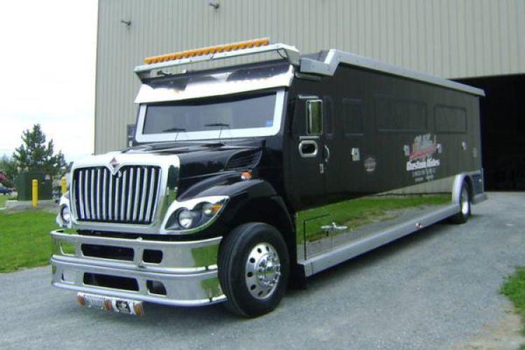 Armored Truck Limo Nightclub