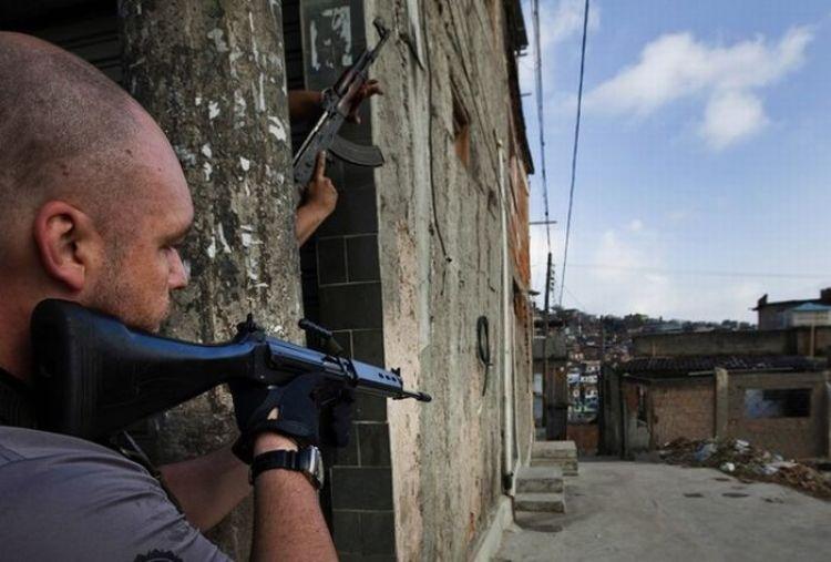 Drug War in Rio de Janeiro