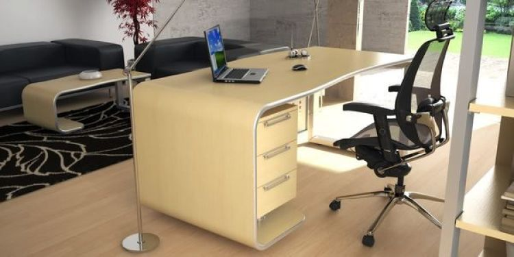 From Bland to Bling Offices Get a Facelift