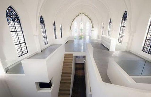 A Converted Church
