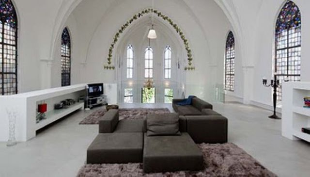 A Converted Church