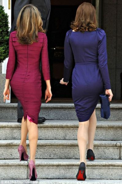 Choose the First Lady of Fashion