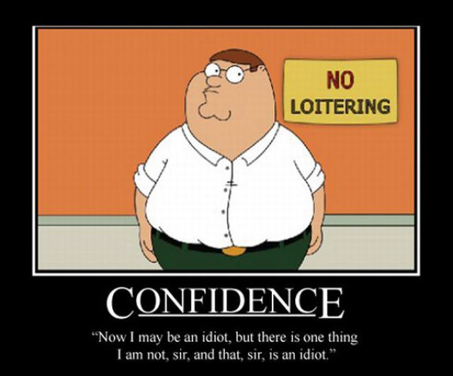 Does Family Guy Motivate You?