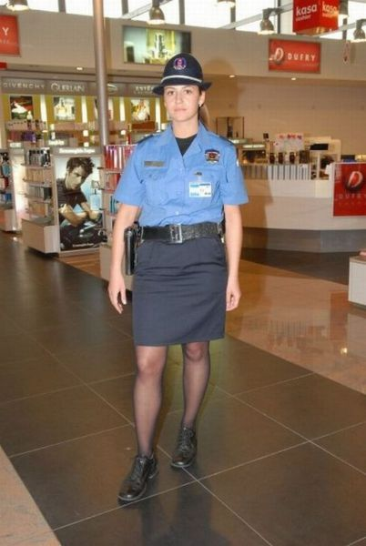 Girls in Police Forces