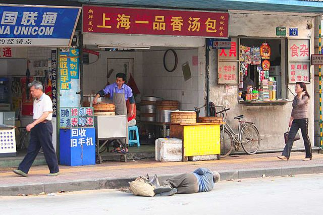 Chinese Down-and-Outers