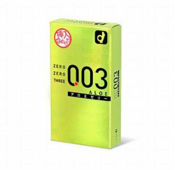Flavored Condoms
