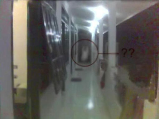Ghosts Captured on Camera