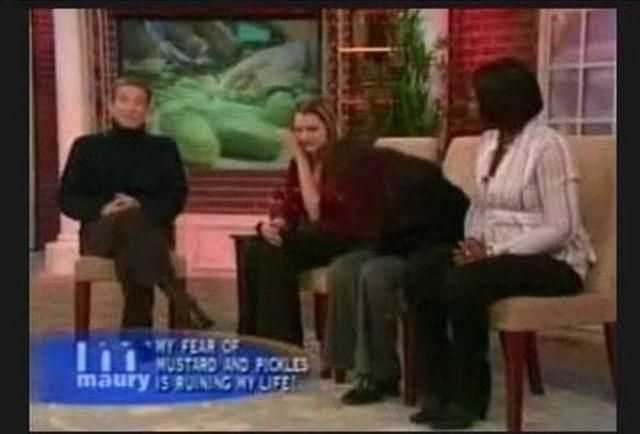 Strange Things on Television