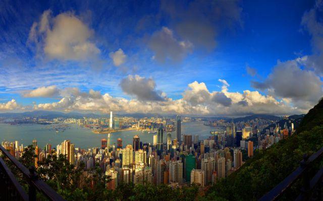 ICC Tower in Hong Kong