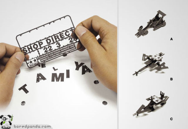 Creative and Friendly Business Cards