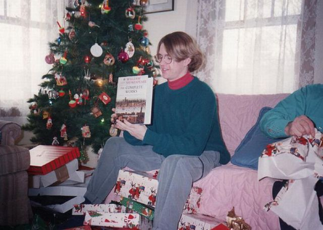 Funny Photos for Christmas from Back Then