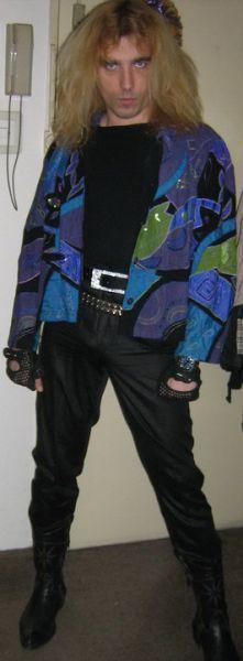 Glam Rock W Boy