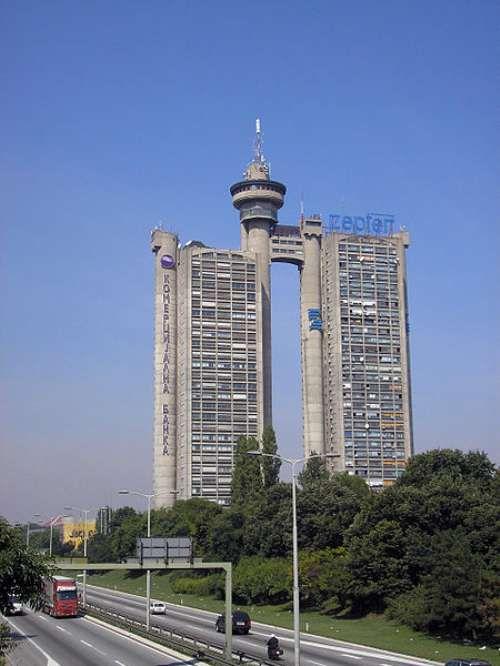 Skyscraper Beauty