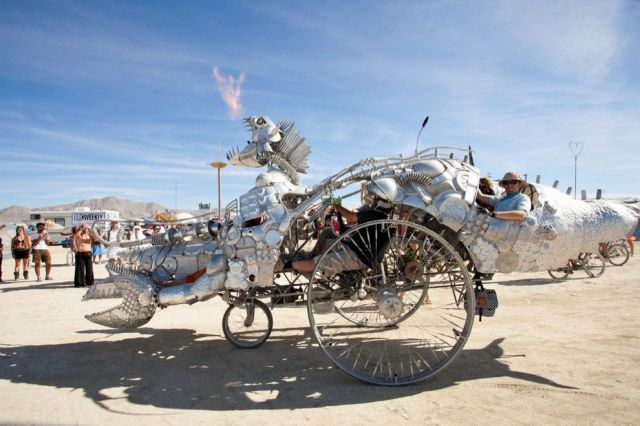 The Best Snaps from the Burning Man Festival